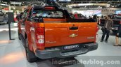 Chevrolet Colorado High Country Storm rear at 2015 Thai Motor Expo