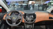 Chevrolet Cruze dashboard at the 2015 Shanghai Auto Show