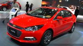 Chevrolet Cruze front three quarters at the 2015 Shanghai Auto Show
