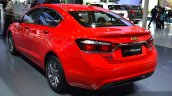 Chevrolet Cruze rear three quarters close at the 2015 Shanghai Auto Show