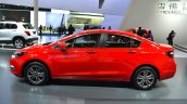 Chevrolet Cruze side at the 2015 Shanghai Auto Show