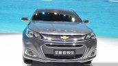 Chevrolet Malibu face 1 at 2015 Shanghai Auto Show