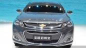 Chevrolet Malibu face at 2015 Shanghai Auto Show