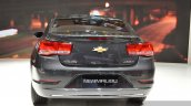 Chevrolet Malibu rear fascia at 2015 Shanghai Auto Show
