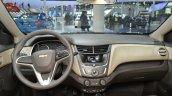Chevrolet Sail 3 dashboard at 2015 Shanghai Auto Show