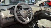 Chevrolet Sail 3 driver side at 2015 Shanghai Auto Show