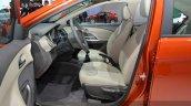 Chevrolet Sail 3 interior at 2015 Shanghai Auto Show