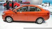Chevrolet Sail 3 side at 2015 Shanghai Auto Show