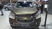 Chevrolet Trailblazer Urban package front showcased at the 2015 Thailand Auto Expo