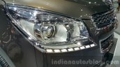 Chevrolet Trailblazer Urban package showcased headlamp at the 2015 Thailand Auto Expo