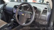 Chevrolet Trailblazer Urban package showcased interior at the 2015 Thailand Auto Expo