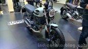 Ducati Scrambler Sixty2 front quarter at 2015 Thailand Motor Expo