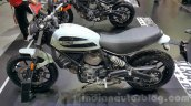 Ducati Scrambler Sixty2 side at 2015 Thailand Motor Expo