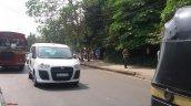 Fiat Doblo spied in Maharashtra