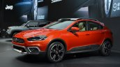 Fiat Ottimo Cross front three quarters left at 2015 Shanghai Auto Show
