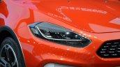 Fiat Ottimo Cross headlights at 2015 Shanghai Auto Show