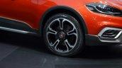 Fiat Ottimo Cross wheels at 2015 Shanghai Auto Show