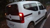 Fiat Qubo side spied in Maharashtra
