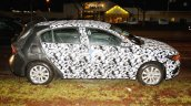 Fiat Tipo hatchback side spotted testing