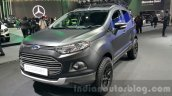 Ford EcoSport custom front three quarters left at 2015 Thailand Motor Expo