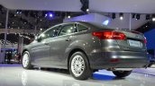 Ford Focus China-spec rear three quarters at 2015 Shanghai Auto Show