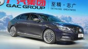 GAC GA8 front three quarters at the 2015 Shanghai Auto Show
