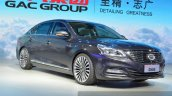 GAC GA8 front three quarters right at the 2015 Shanghai Auto Show