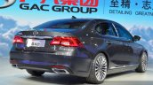 GAC GA8 rear three quarters at the 2015 Shanghai Auto Show