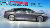 GAC GA8 side at the 2015 Shanghai Auto Show