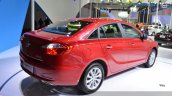 Haima M6 rear three quarters at the 2015 Shanghai Auto Show