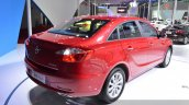 Haima M6 rear three quarters close at the 2015 Shanghai Auto Show