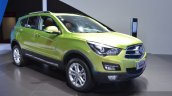 Haima S5 front three quarters at the 2015 Shanghai Auto Show