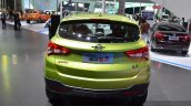 Haima S5 rear at the 2015 Shanghai Auto Show