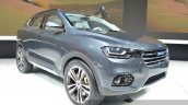 Haval Concept B front three quarters at 2015 Shanghai Auto Show