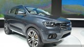 Haval Concept B front three quarters close at 2015 Shanghai Auto Show