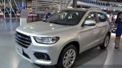 Haval H2 front three quarters at the 2015 Shanghai Auto Show