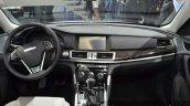 Haval H7 dashboard at the 2015 Shanghai Auto Show