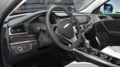 Haval H7 driver sde cabin at the 2015 Shanghai Auto Show