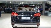 Haval H7 rear at the 2015 Shanghai Auto Show
