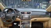 Haval H8 dashboard at the 2015 Shanghai Auto Show