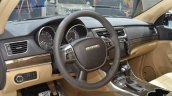 Haval H8 driver cabin at the 2015 Shanghai Auto Show