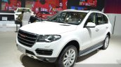 Haval H8 front three quarters at the 2015 Shanghai Auto Show