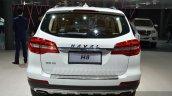 Haval H8 rear at the 2015 Shanghai Auto Show