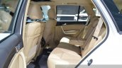 Haval H8 rear seats at the 2015 Shanghai Auto Show
