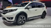 Honda BR-V Modulo front quarters at the 2015 Thailand Motor Expo