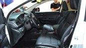 Honda CR-V facelift interior at 2015 Frankfurt Motor Show
