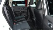 Honda CR-V facelift rear seats at 2015 Frankfurt Motor Show