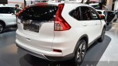 Honda CR-V facelift rear three quarters at 2015 Frankfurt Motor Show