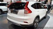 Honda CR-V facelift rear three quarters at 2015 Frankfurt Motor Show