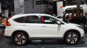 Honda CR-V facelift side at 2015 Frankfurt Motor Show